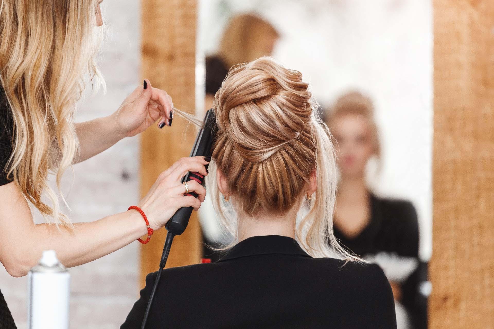 BAC professionnel coiffure